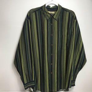Tommy bahama silk long sleeve shirt